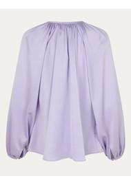 STINE GOYA Xavi Blouse - Lilac