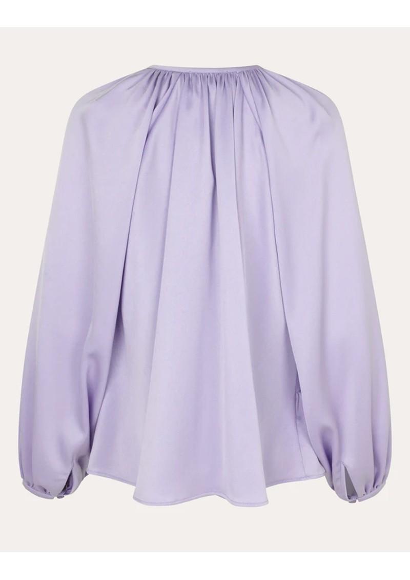 STINE GOYA Xavi Blouse - Lilac main image
