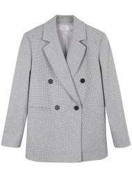 MAYLA Wilder Oversized Blazer - Grey