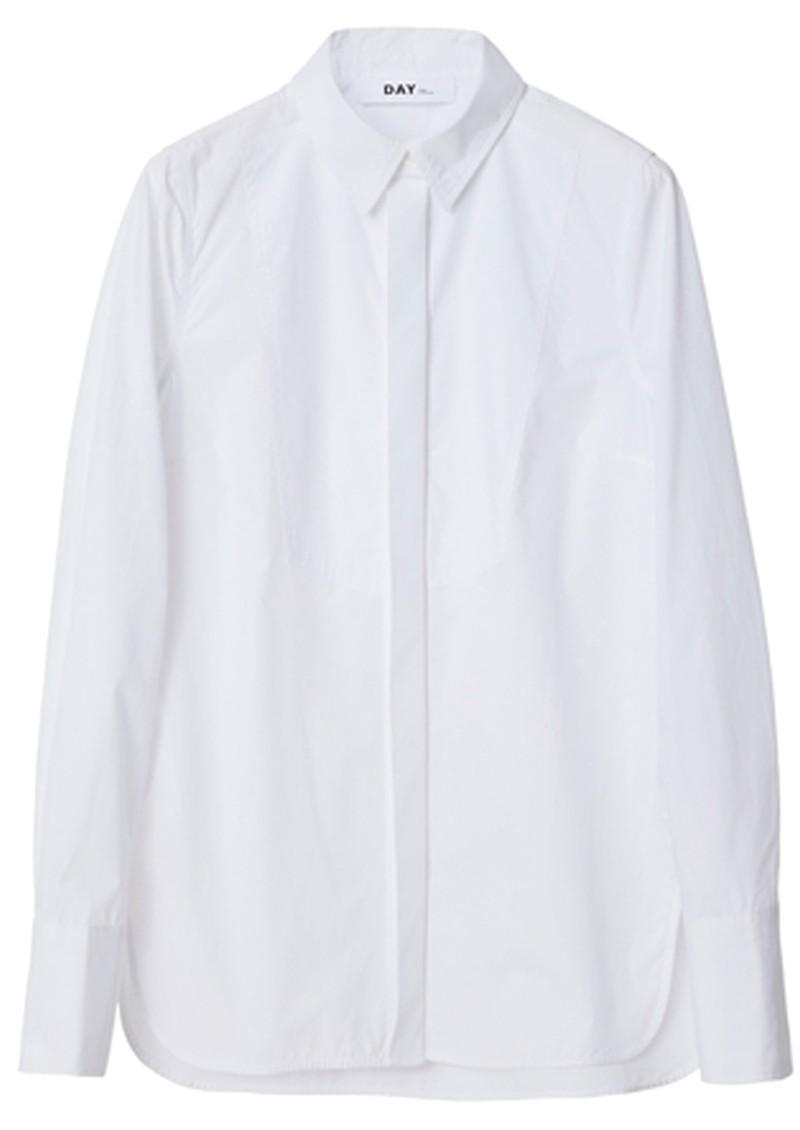 Day Birger et Mikkelsen Calisto Cotton Shirt - Bright White main image
