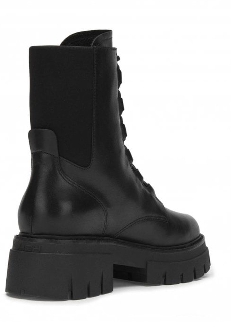 Ash Lets Mustang Military Boot - Black main image