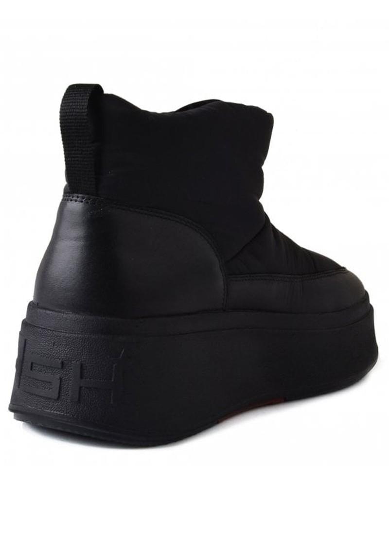 Ash Maxi Puffy Boots - Black main image