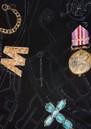 Forver Portobello Silk Printed Skirt - Black additional image