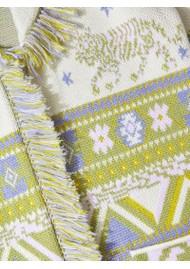 HAYLEY MENZIES Portobello Tiger Merino Wool Cardigan - Cream