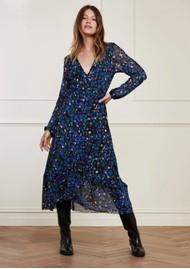 FABIENNE CHAPOT Natasja Frill Wrap Dress - Underclover