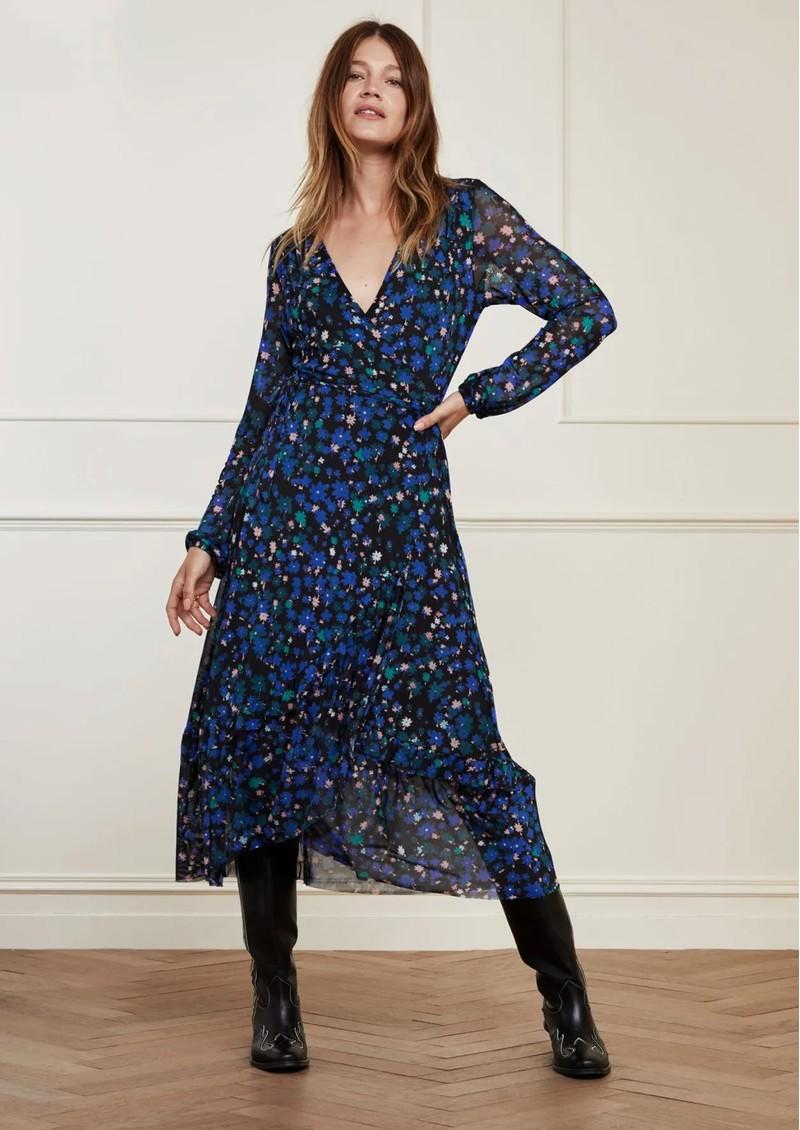 FABIENNE CHAPOT Natasja Frill Wrap Dress - Underclover main image