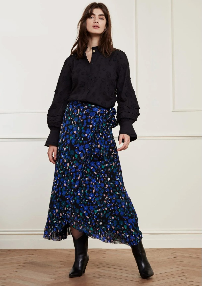 FABIENNE CHAPOT Bobo Frill Wrap Skirt - Underclover main image