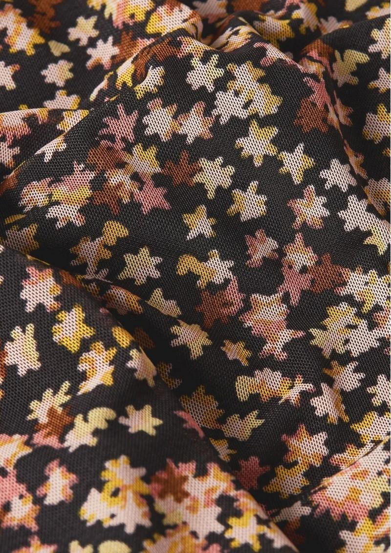 FABIENNE CHAPOT Bella Midi Mesh Printed Dress - Confetti main image