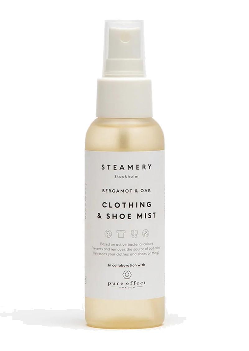 STEAMERY Clothing & Shoe Mist 100ml - Bergamot & Oak main image