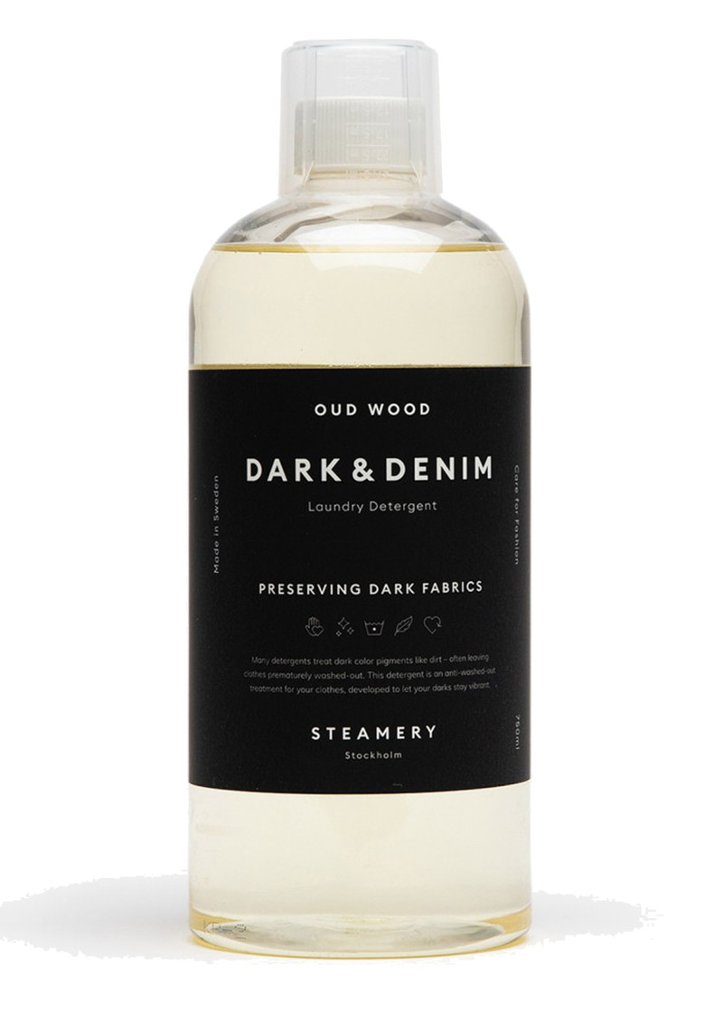STEAMERY Dark & Denim Laundry Detergent 750ml - Oud & Wood main image
