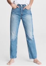 RAG & BONE Nina High Rise Cigarette Jeans - Alexis
