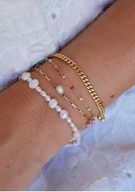 ENAMEL COPENHAGEN Adelia Bracelet - Gold