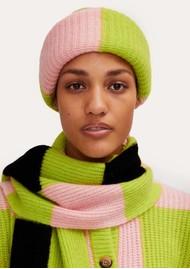 STINE GOYA Cleo Beanie Hat - Checks