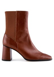 SHOE THE BEAR Agata Chelsea Leather Boot - Tan