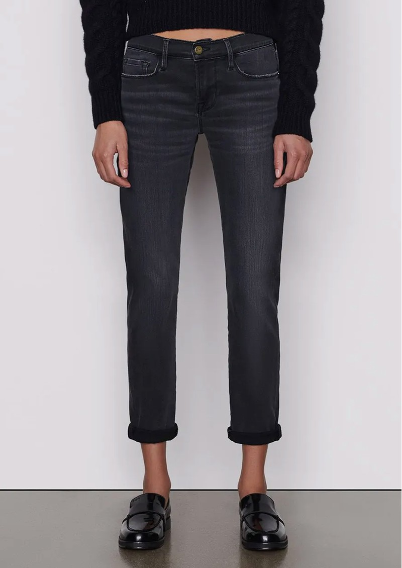 Frame Denim Le Garcon Relaxed Fit Jeans - Cheyenne main image