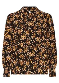 FABIENNE CHAPOT Lucky Printed Blouse - Confetti