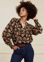 Lucky Printed Blouse - Confetti additional image