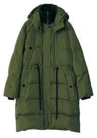 Day Birger et Mikkelsen Edward Short Winter Puff Solid Coat - Rosin