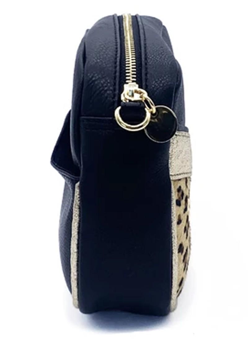 NOOKI Callie Cross Body Bag - Leopard main image