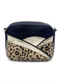 NOOKI Callie Cross Body Bag - Leopard