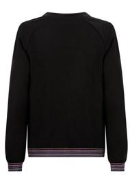 NOOKI Disco Sweater - Black
