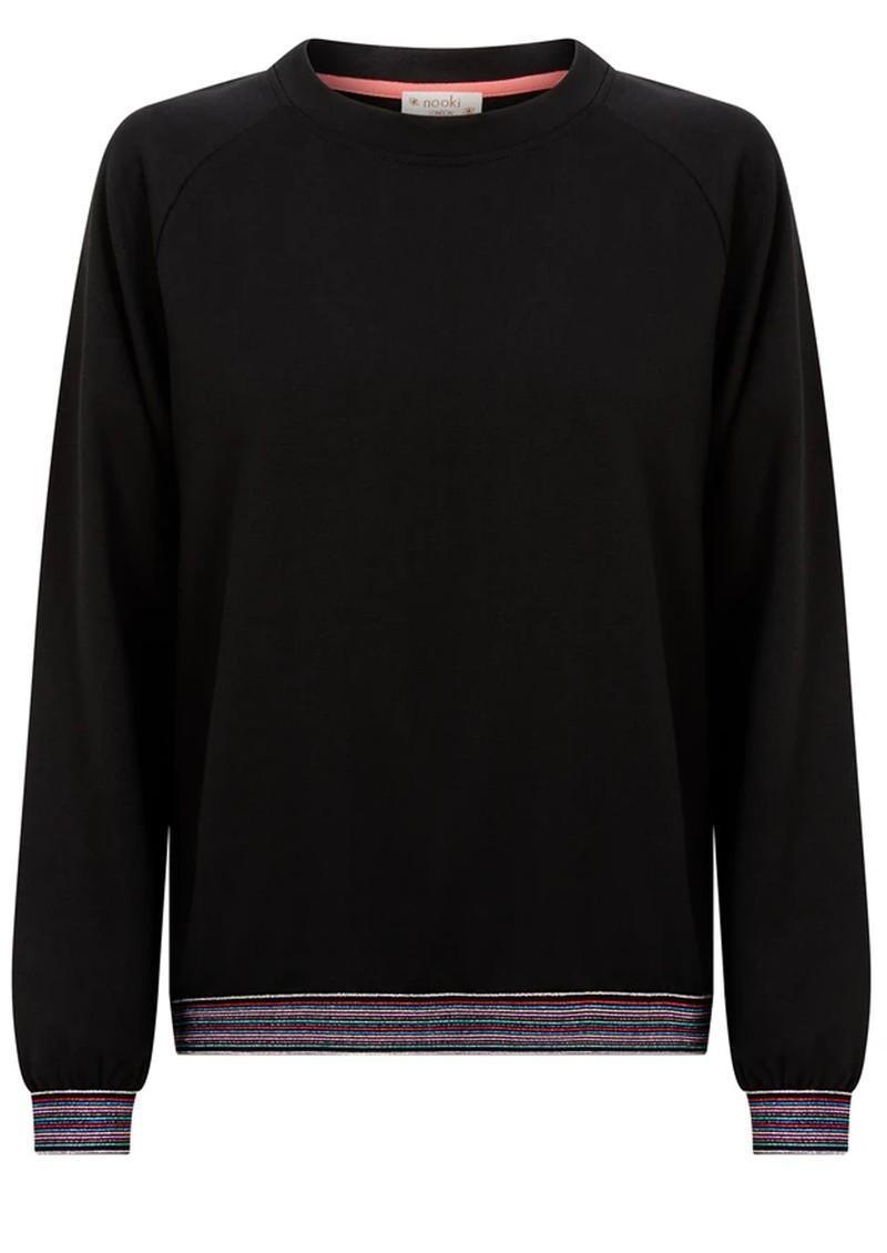 NOOKI Disco Sweater - Black main image