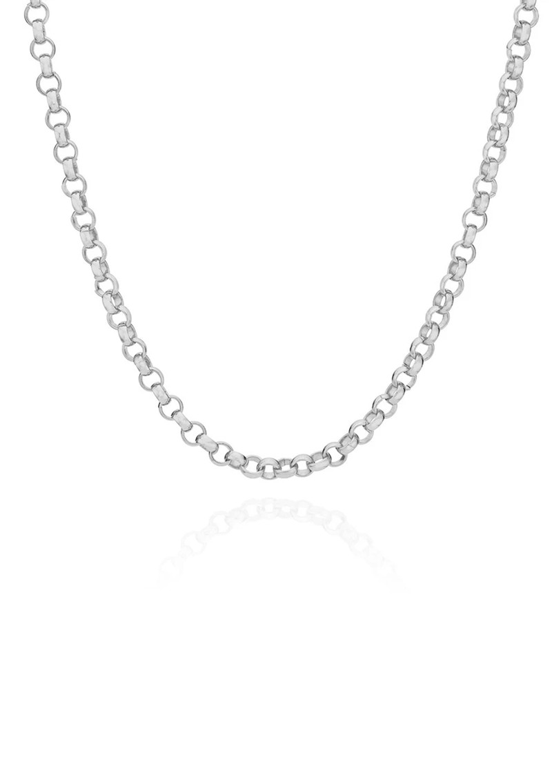ANNA BECK Rolo Chain Collar Necklace - Silver main image