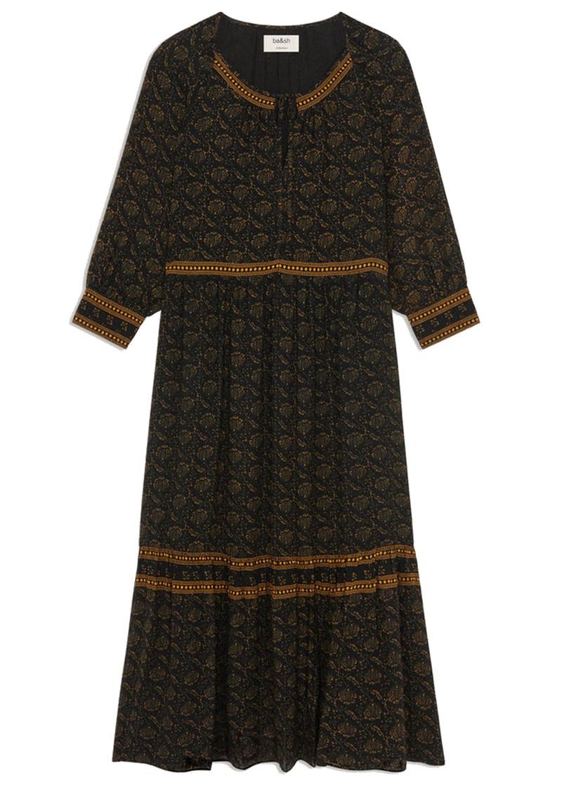 Ba&sh Bernie Dress - Carbon main image