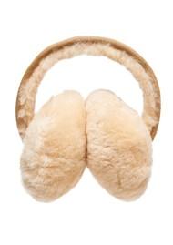 EMU Angahook Sheepskin Earmuffs - Chestnut