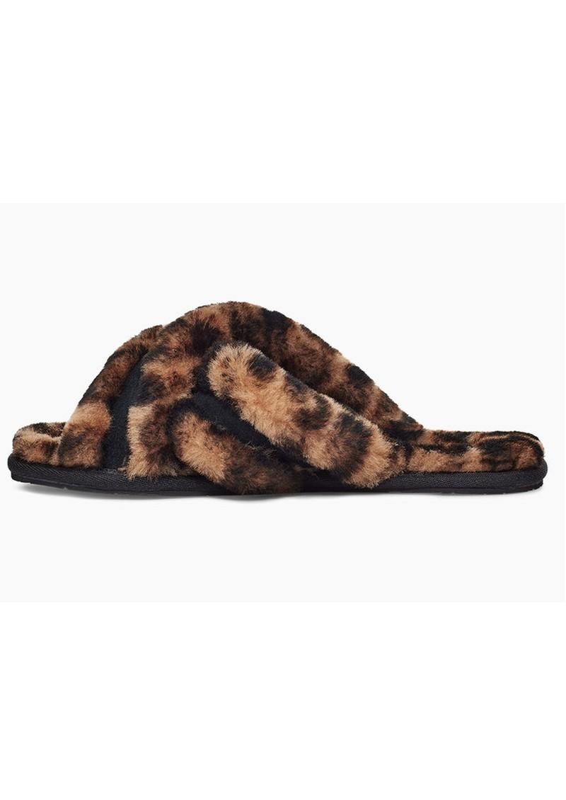 UGG Scuffita Panther Slipper - Butterscotch main image