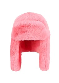 NOOKI Billie Trapper Hat - Hot Pink