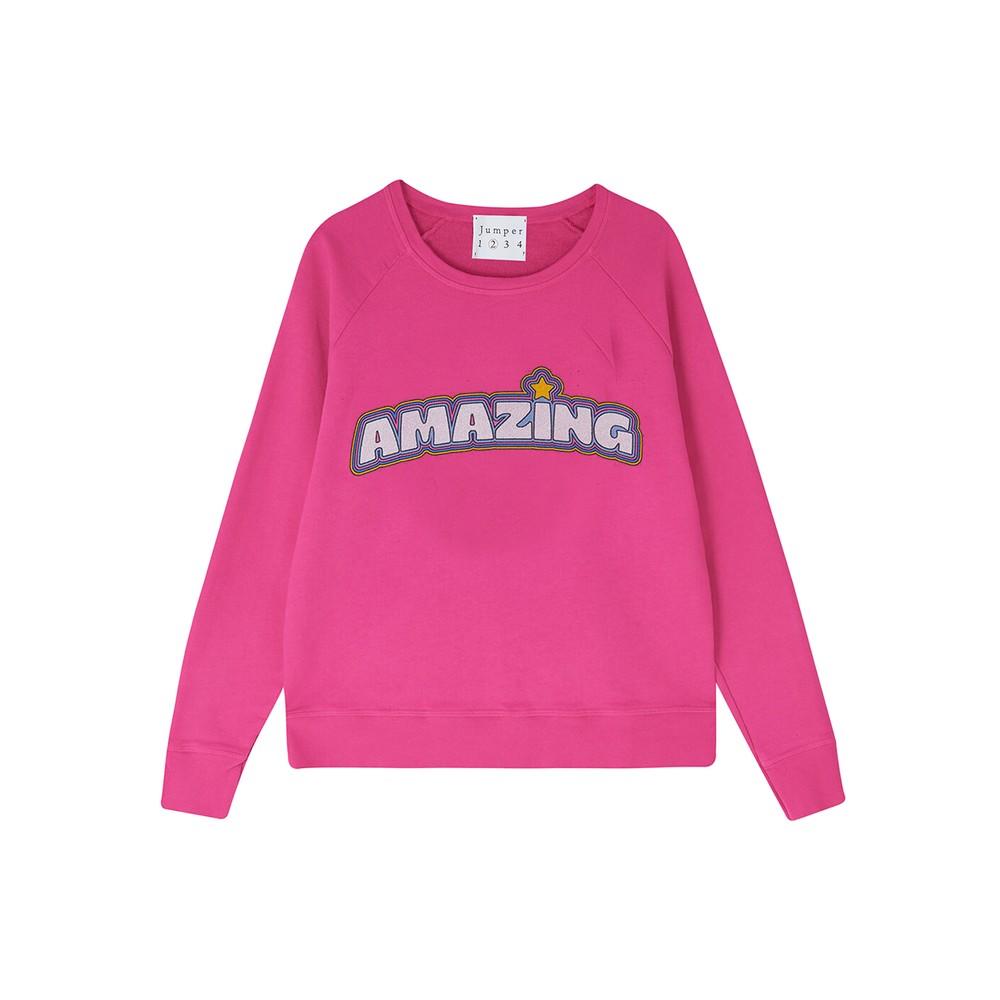 Amazing Cotton Sweater - Pink