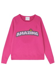 JUMPER 1234 Amazing Cotton Sweater - Pink