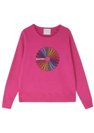 JUMPER 1234 Super Cotton Sweater - Pink
