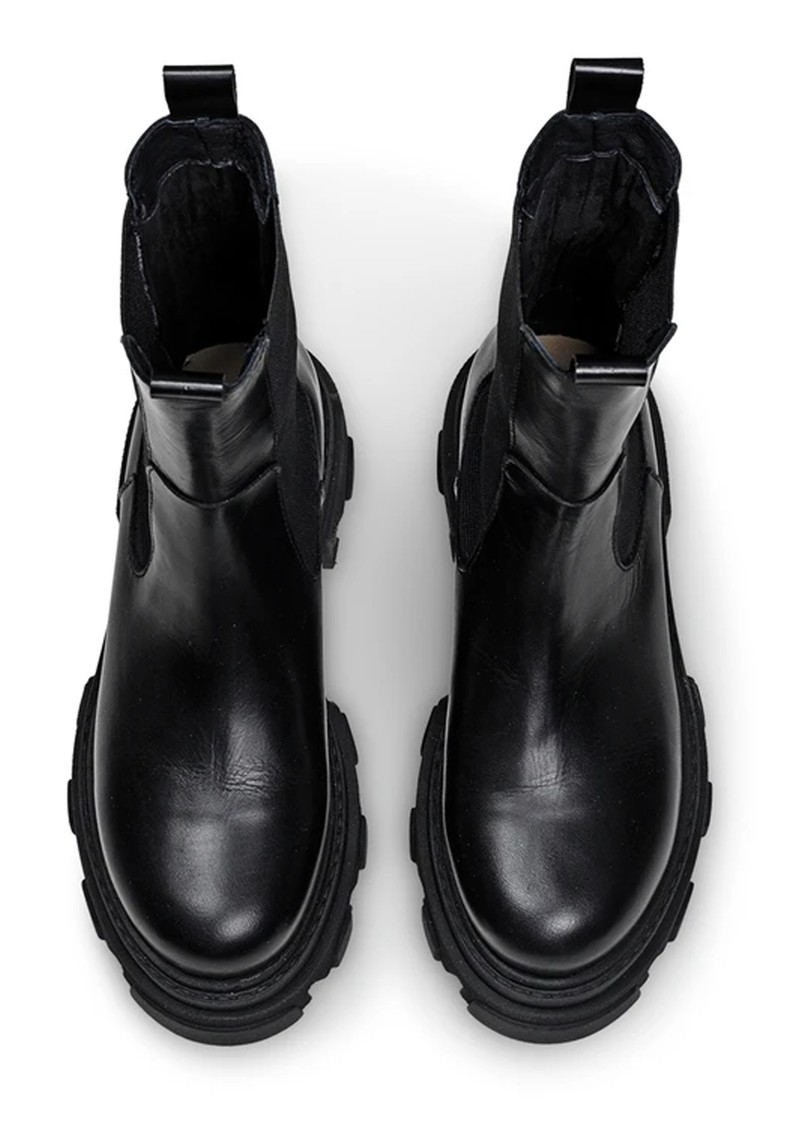 SHOE BIZ COPENHAGEN Uma Leather Boots - Black main image