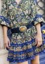 Brix Printed Dress - Fresh Bloom additional image