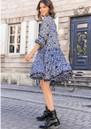 May Printed Dress - Texan Blue additional image