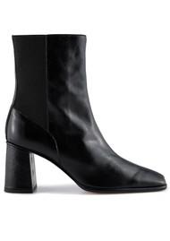 SHOE THE BEAR Agata Chelsea Leather Boot - Black