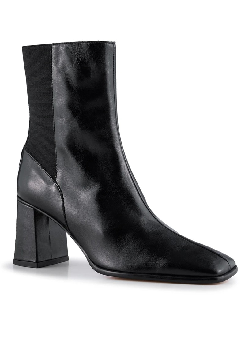 SHOE THE BEAR Agata Chelsea Leather Boot - Black main image