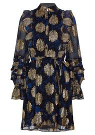 FABIENNE CHAPOT Leonie Dress - Midnight Bloom