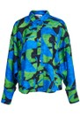 Acquire Printed Shirt - Klein Blue additional image