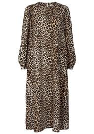 LOLLYS LAUNDRY Lucas Printed Dress - Leopard