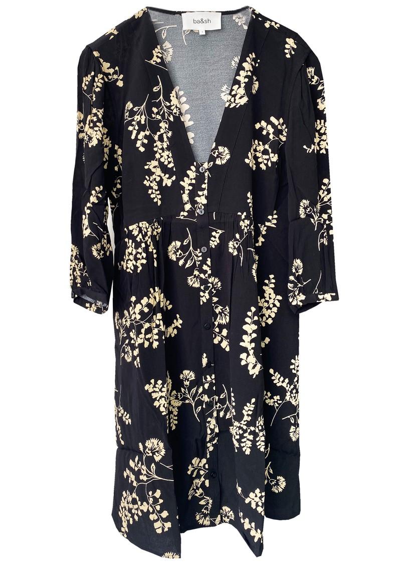 Ba&sh Suzy Dress - Black  main image