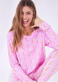 STRIPE & STARE Essential Sweatshirt - Lightening Genie