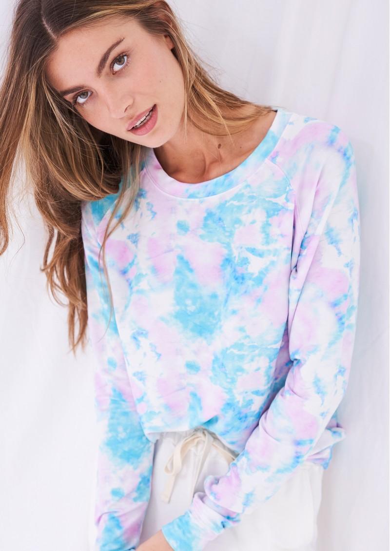 STRIPE & STARE Essential Sweatshirt - Stardust main image