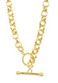 PAJAROLIMON Espica Necklace - Gold