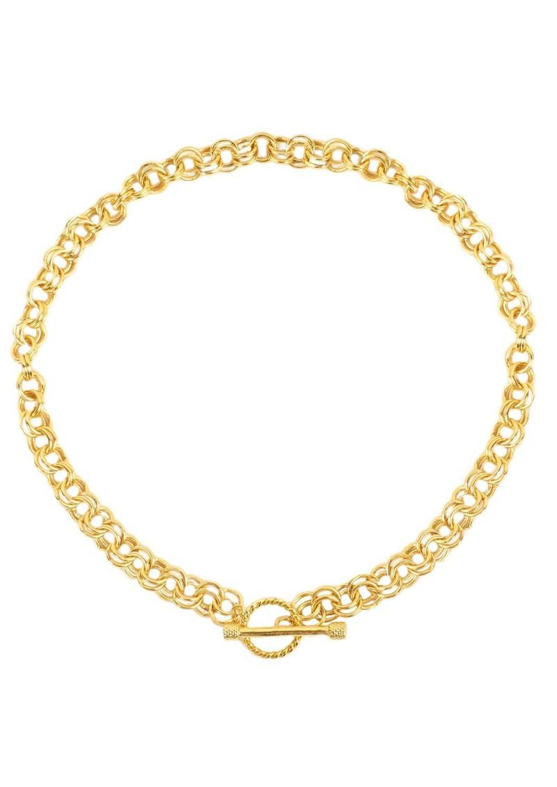 PAJAROLIMON Espica Necklace - Gold main image