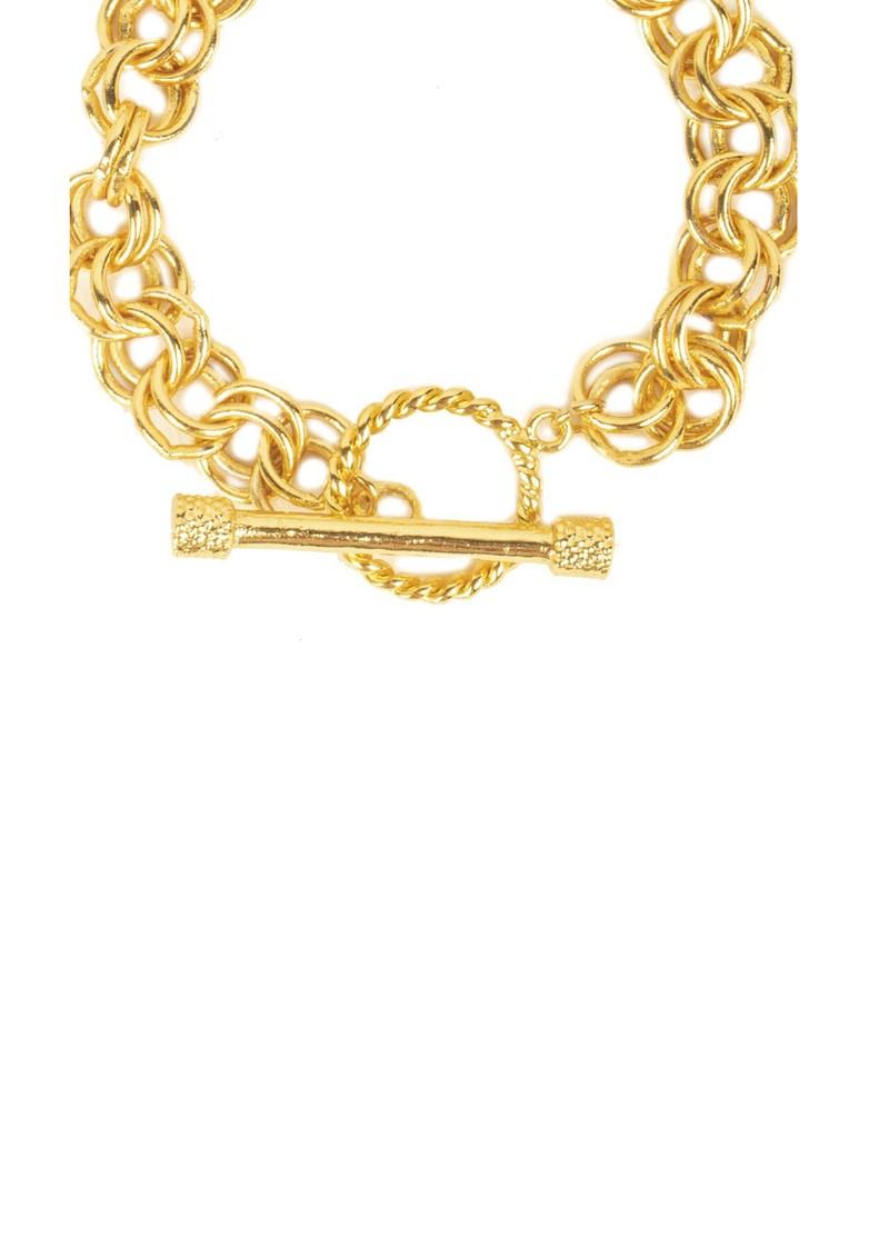 PAJAROLIMON Espica Bracelet - Gold main image