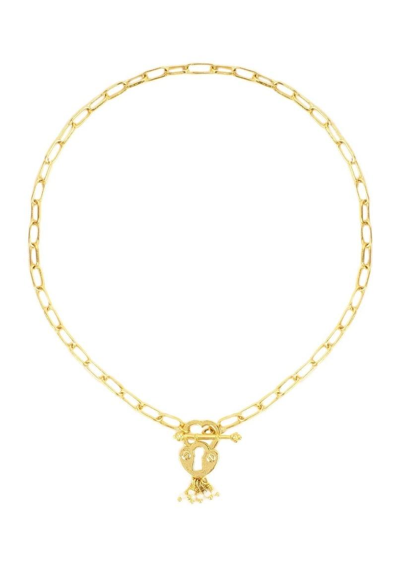 PAJAROLIMON Naboo Necklace - Gold main image