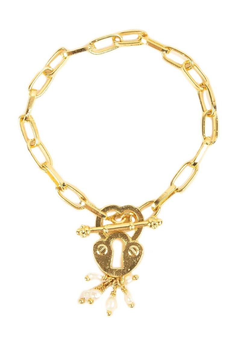 PAJAROLIMON Naboo Bracelet - Gold main image